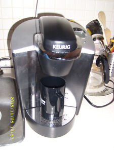 FS: Keurig B60/K60 Premium coffee maker used only a few times