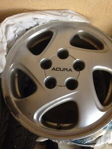 Rims for sale - Set of 4 Strathcona County Edmonton Area image 2