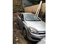 Vauxhall Astra mk5 1.6 twinport breaking for parts
