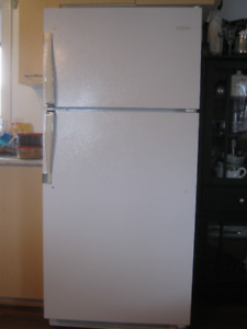 White Frigidaire Fridge