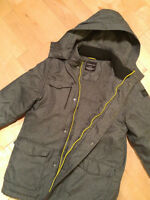 LIKE NEW - Boys Size Large 14/16 Calvin Klein Winter Coat