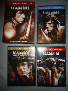 RAMBO TRILOGY BOX SET