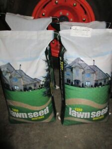 Grass Seed in 50 lb Bags