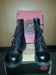 ROTHCO Military Leather Boots - BRAND NEW