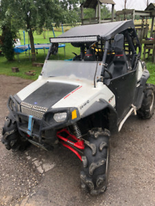 2010 RZR 800S Side By Side Atv Only 2000 Km Loaded