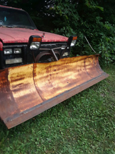 Meyers plow for chev truck