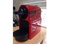 Nespresso machine coffee maker BOXED