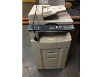 Large photo copier