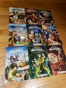 Avatar: the last air bender comics 45$