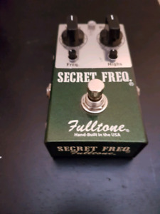 Overdrive and delay
