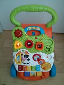 VTech Sit-to-Stand Walker (English)