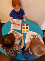Extended hours & Weekend Child care