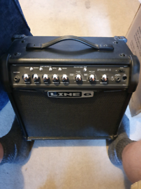 Line 6 Spider IV Electric Guitar Amp
