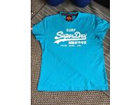 5 Superdry T-shirts