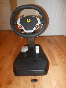 Volant Truthmaster Ferrari wireless 430 scuduria Edition