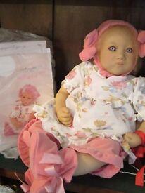 Himstedt Collectors Dolls x 3