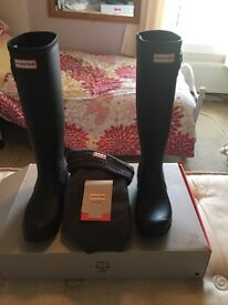 Hunter's Ladies long Boots