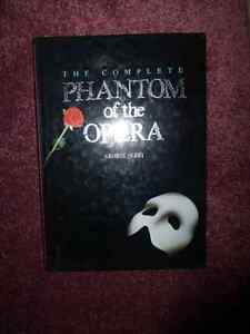 The Complete Phantom of the Opera by George Perry - hardcover