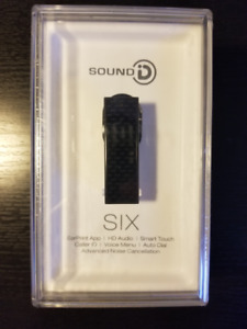 Sound ID SIX - Bluetooth Headset - NEW & UNOPENED - $30 OBO
