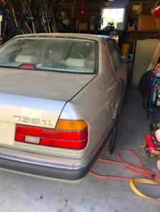 Mint Condition 1989 BMW 735IL