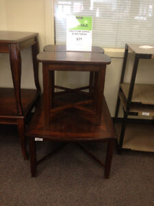 Hollytyne Coffee and End Tables
