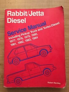 Rabbit/Jetta Diesel service manual