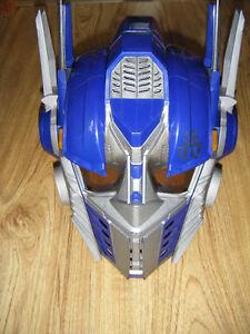 Transformer Optimus Prime helmet for sale