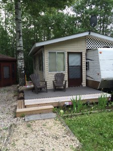 Trailer/Cabana and more for sale on Seasonal Lot at Sandy Hook