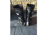 motor cross boots motor bike boots