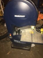 """9"""" bandsaw with 3 extra blades"""