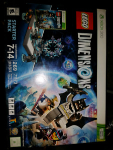 Fs: Brand New Lego Dimensions Xbox 360