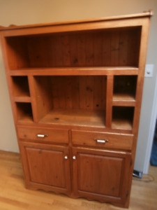 Beautiful Wooden Cabinet $425.00
