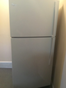 3 yr old fridge like new