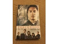 10 Torchwood hardback books see pictures for titles sell £15 for lot