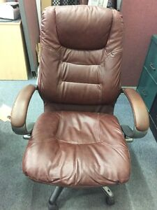 exective leather chairs