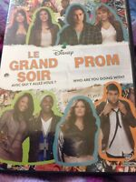 "Disney movie ""Prom"" on DVD"