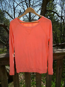 Bright Coral Shirt from the Gap