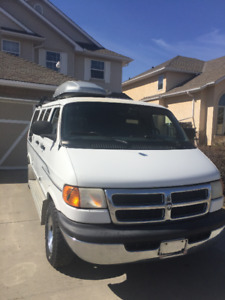 1999 Dodge Ram Van Conversion Full Size Van