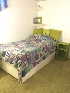 STUDENT IKEA BEDROOM SET FOR SALE- Complete With Acc