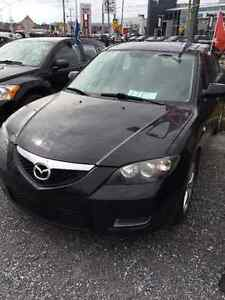 2008 Mazda Mazda3 Sedan Gatineau Ottawa / Gatineau Area image 1