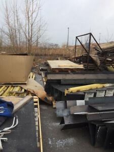 Free Large Wooden Pallets