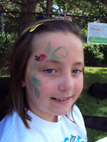 Face Painting With The Kids This Season!