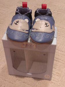 Adorable Baby Boy Shoe Collection, Robeez and others, NEW cond