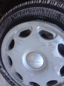 Winter Tires Subaru Impreza 195/65/R15