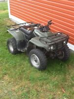 LQQK 1999 250 Honda FourTrax 2x4 $1200