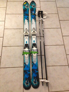 2015 K2 Potion 72 Skis and polls- 146cm $200