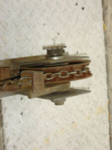 $100 · Two chain hoist pulleys with chains in good working order Regina Regina Area image 1