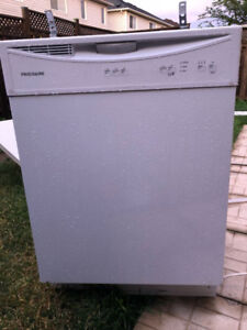 Frigidaire White Dishwasher for sale