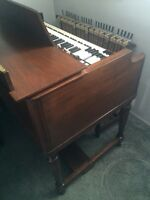 Orgue Hammond B3 & cabinet speaker Leslie 122