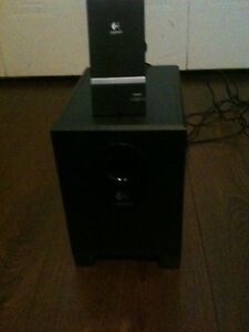 Logitech Sound System For PC London Ontario image 1